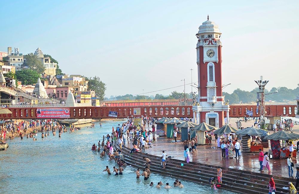 Day 3:     Delhi to Haridwar